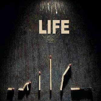 LIFE IS?