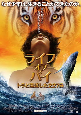 Life of pi teaser trailer for Life of pi book characters