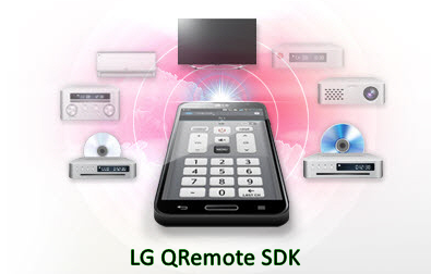 LG QRemote SDK Download