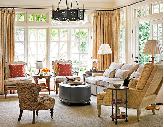 2013 Luxury Living Room Curtains Designs Ideas Home Interiors
