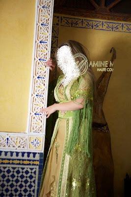 ازياء مغربية