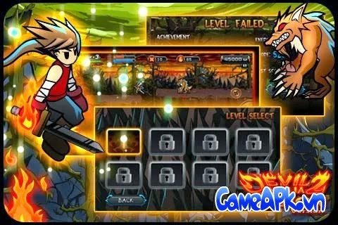 Devil Ninja2 (Mission) v1.5.1 hack full đạn cho Android