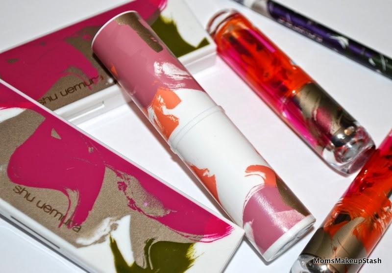 Shu Uemura, Shu Uemura Vision of Beauty Shu Uemura Brave Beauty, Shu Uemura Review, Brave Beauty Swatches