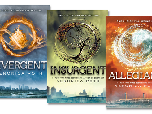 Book review: Divergent.