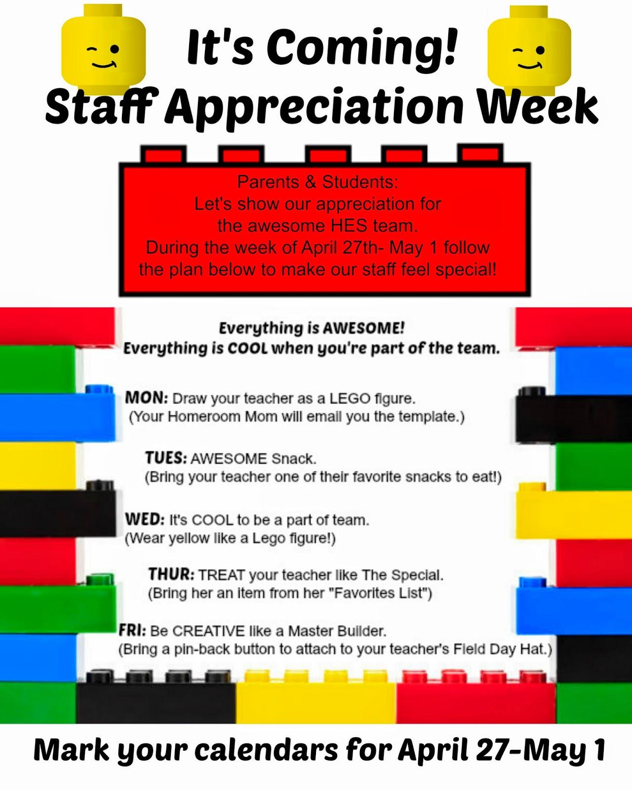 appreciation decorations resident appreciation day ideas employee ...