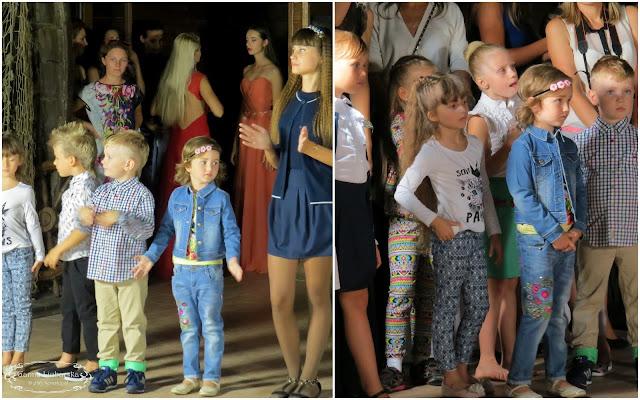 дети - модели