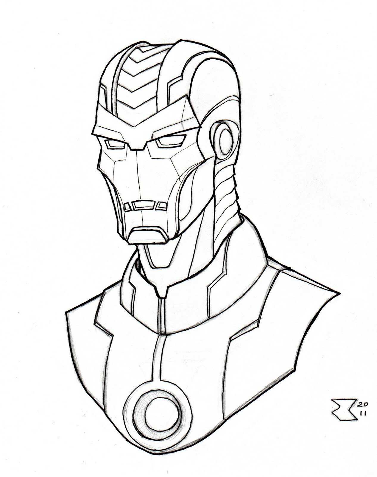 Games coloring ultraman - I Finished The Inks For Iron Man Here First Started The Pencils As A Second Drawing During My Last Gaming Session With The Boys