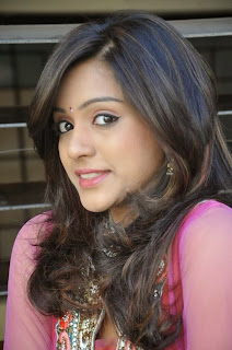 Actress Vithika Sheru Pictures in Pink Salwar Kameez at Prema Ishq Kaadhal Movie Success Meet  0032.jpg