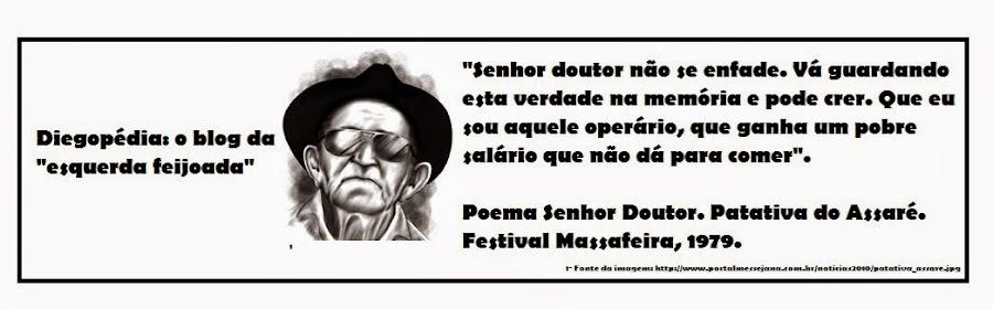 """Diegopédia: o blog da """"Esquerda Feijoada"""""""