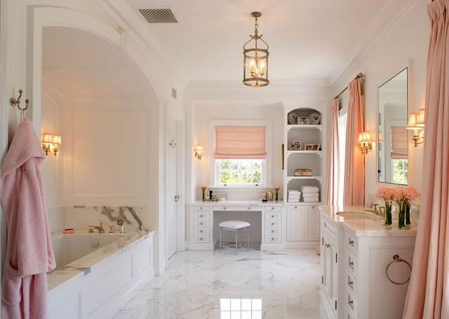 Decorar Un Baño Romantico:Decorar baño femenino
