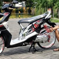 Honda Beat '10 : MODIS WIRA WIRI