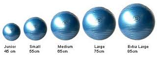 fitball swiss ball balones gigantes aprende fitness. Black Bedroom Furniture Sets. Home Design Ideas