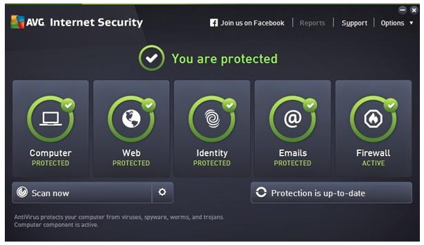 تحميل برنامج Internet Security 2016 16.71.7596 (x86/x64) عملاق الحماية الشامل بوابة 2016 Screenshot_1.png