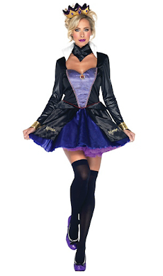 Sexy Disney Halloween costumes to roll your eyes at - Evil Queen