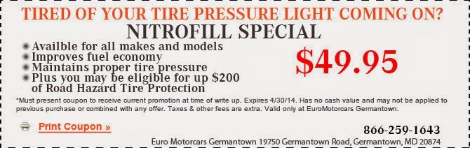 Euro germantown blog spring is here for Mercedes benz euro motorcars germantown