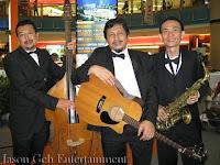 Jason Geh Stroller Band