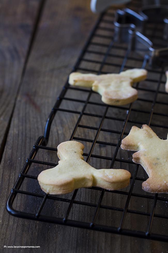 il nostro terzo cookie swap: biscotti al rosmarino e limone