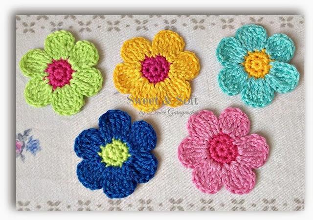 La Magia del Crochet: noviembre 2013