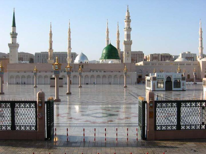 Al Nabawi Mosque Medina Saudi Arabia Most Beautiful Masjids In The World