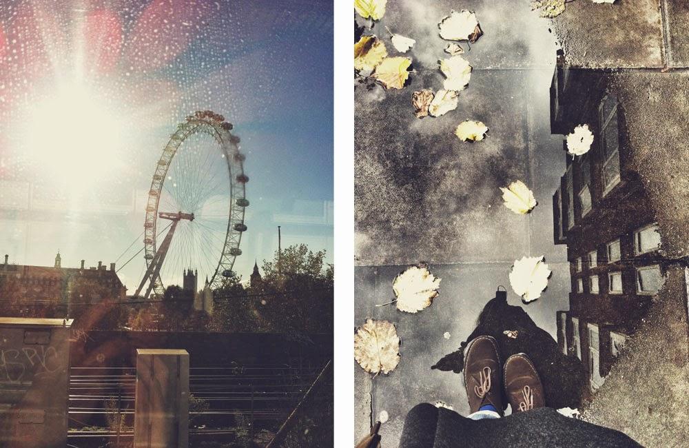 London Eye // Autumn
