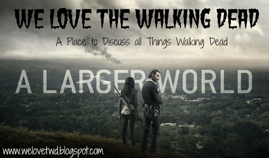 We Love The Walking Dead