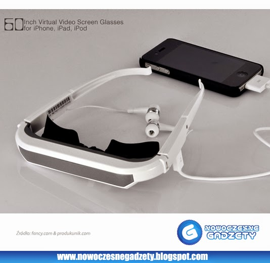 iOS Video Glasses