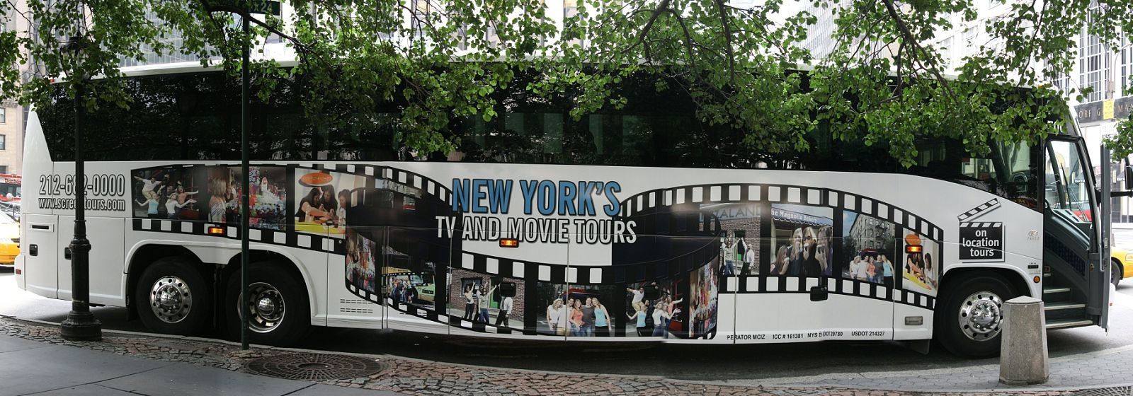 Nyc Movie Location Tours