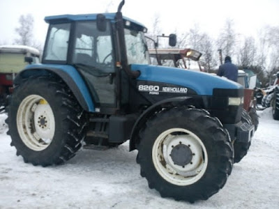 Ford 8260