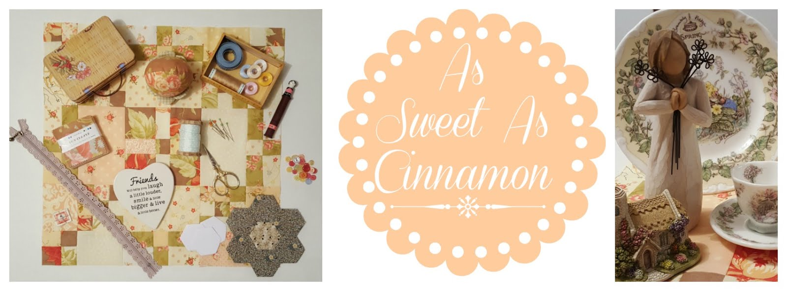 'As Sweet as Cinnamon'