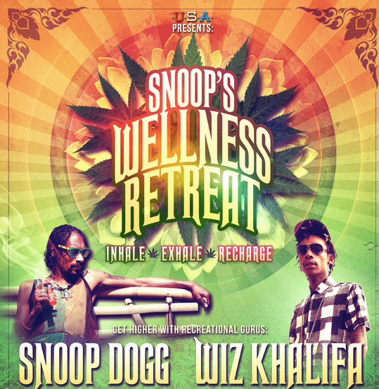 Snoop Dogg Seattle Denver 4/20