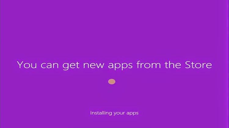 application cara instal windows 8