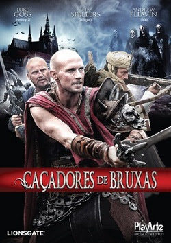 Download Caçadores de Bruxas BDRip RMVB Dublado