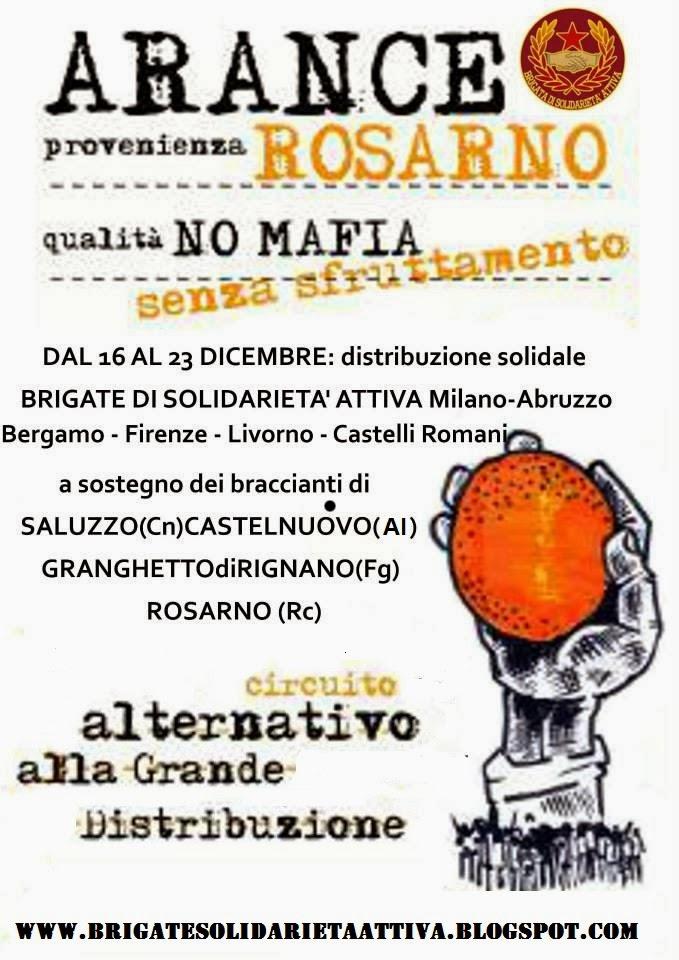 Campagna arance 2013/2014