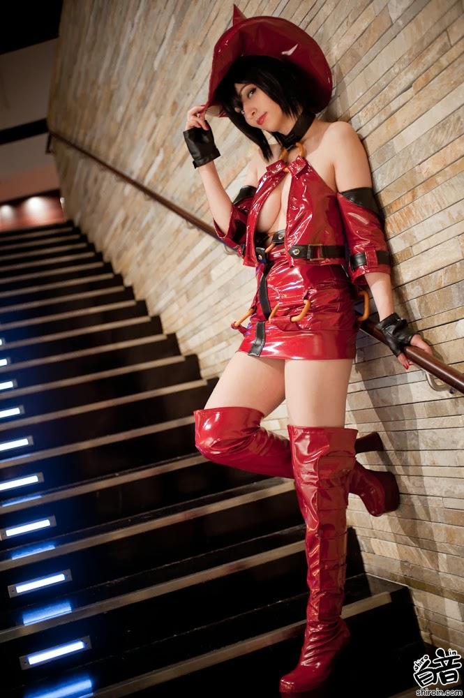cosplay guilty gear