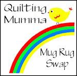 I Love Mug Rugs
