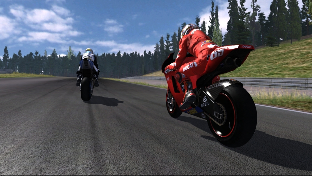 MotoGP 3: Ultimate Racing Technology Free Download image 3