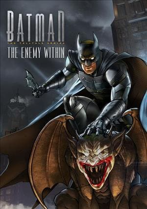 Batman - The Enemy Within - The Telltale Series Jogos Torrent Download capa