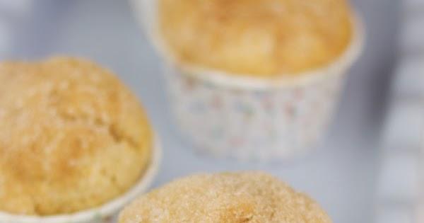 Muffins de donut. O de canela. O de lo que quiera que sean!!