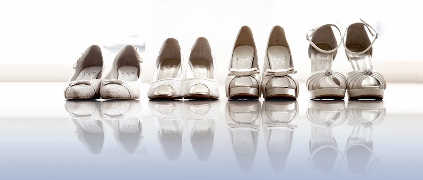 White Label Bridal Shoes