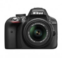 Buy Nikon D3300 24.2 MP Camera (Black) with 18-55mm VR II Lens Kit with 8GB Card and Camera Bag at Rs.23,499 :Buytoearn