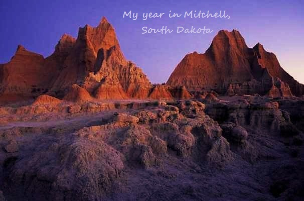 My year in Mitchell, SD