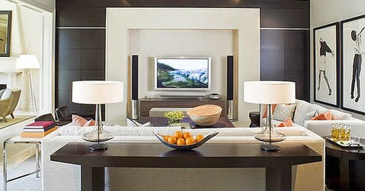 Living room with tv decorating ideas kuovi for No tv living room ideas