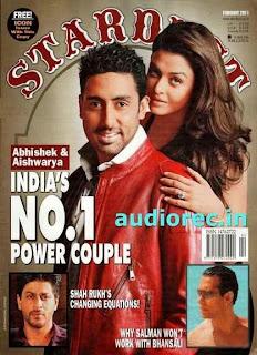 Abhishek Aishwarya Bachchan Stardust Magazine