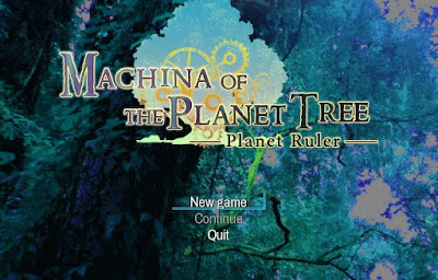Machina of the Planet Tree Planet Ruler Games