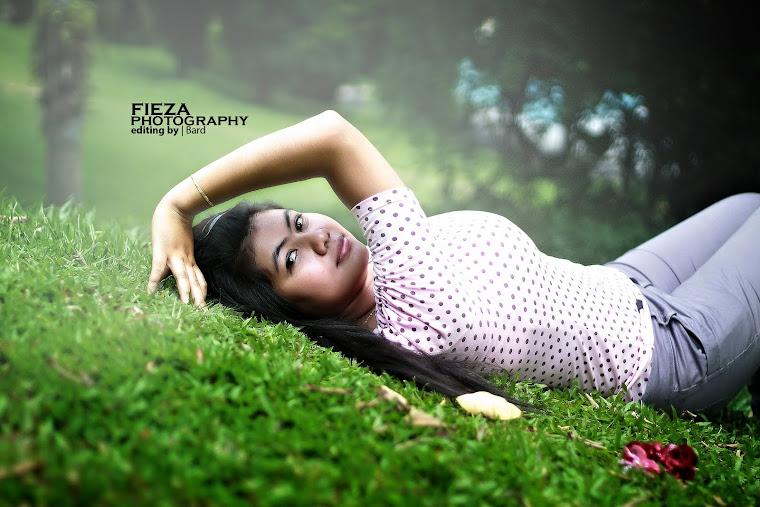 Hasil anak buah aku | Fieza+Fitriana