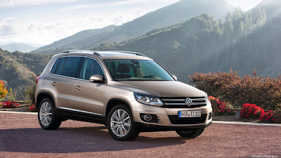 volkswagen car tiguan equipment sport style