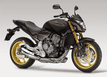 tampilan Honda CB600F Terbaru