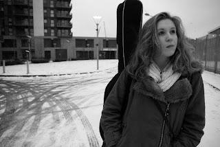 Lucy Cait debut EP 'Gabriels Wharf'
