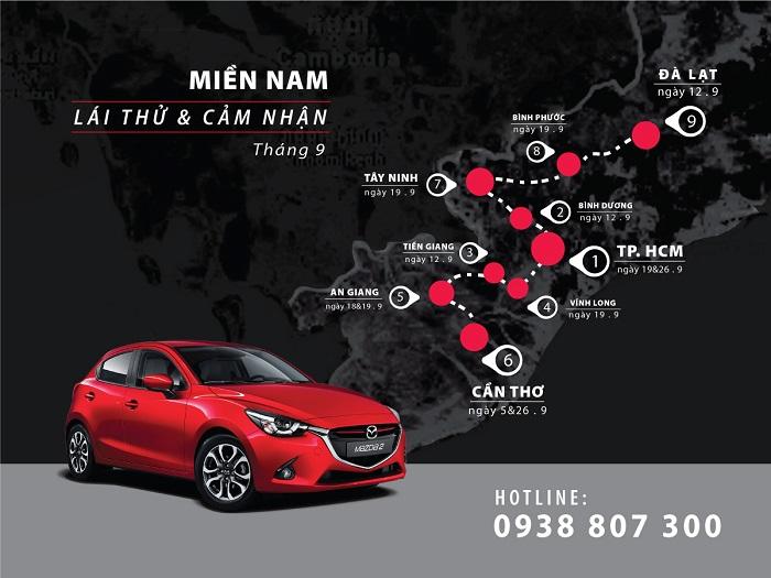 Lái thử xe Mazda Quảng Ninh| lái thử xe mazda hà nội| lái thử xe mazda| lai thu xe mazda 2015| Chương trình lái thử xe Mazda| lái thử mazda