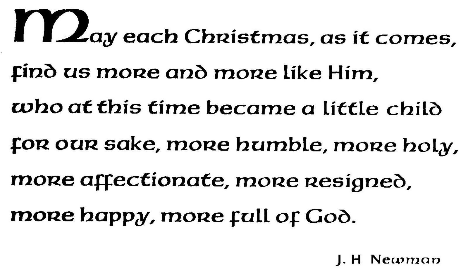 St Wilfrid Of York Coalville Christmas Card
